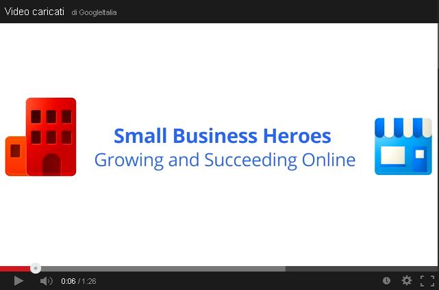 Piccole imprese Crescono sul Web