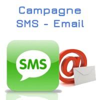 SMS e Email Marketing